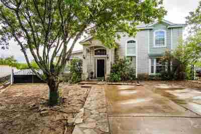 Laredo Single Family Home For Sale: 915 Rutledge Dr
