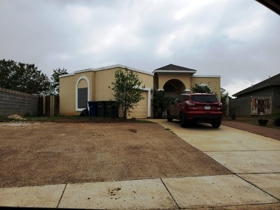 Laredo Single Family Home For Sale: 1917 Avenida Durango