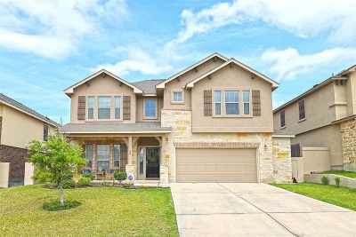 Laredo Single Family Home Option-Show: 134 Pacifico Dr