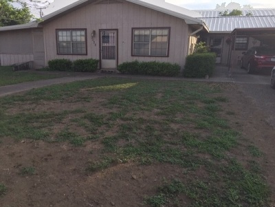 Zapata Single Family Home For Sale: 3028 S U.s. Hwy 83