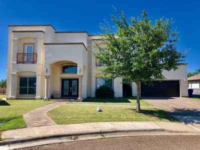 Laredo Single Family Home For Sale: 2906 Swift Dr