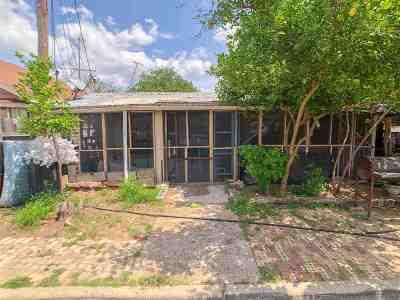Laredo Single Family Home For Sale: 1205 Moreno Ave