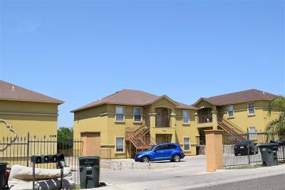 Laredo Multi Family Home For Sale: 3108 Potomac Lp