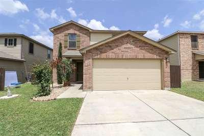 Laredo Single Family Home Option-Show: 512 Larga Vista Dr
