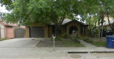 Laredo Single Family Home For Sale: 3413 E Fiesta Lp