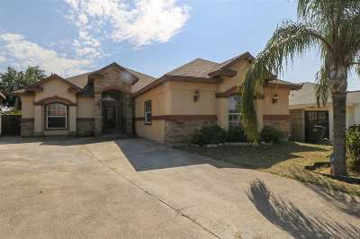 Laredo TX Single Family Home For Sale: $182,000