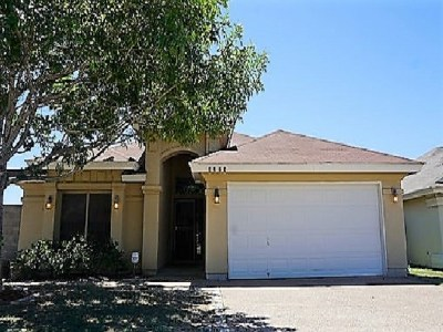 Laredo Single Family Home For Sale: 3223 Imperial Dr