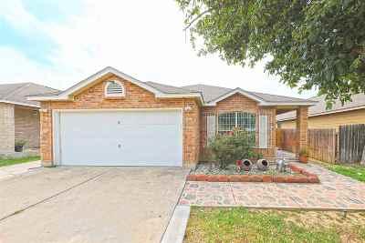 Laredo Single Family Home For Sale: 614 Valdosa Dr