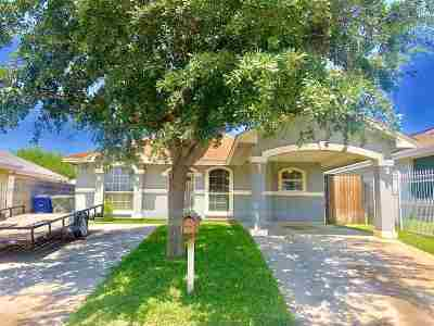 Laredo Single Family Home For Sale: 3208 Mante Dr