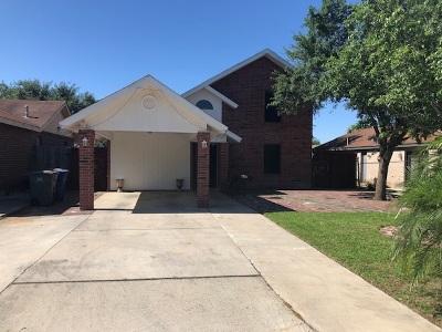 Laredo Single Family Home For Sale: 4311 Continental Cir
