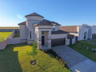 Laredo Single Family Home For Sale: 402 Collado Dr
