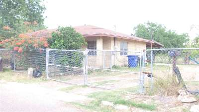 Laredo TX Single Family Home For Sale: $113,000