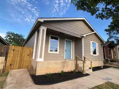 Laredo TX Single Family Home For Sale: $149,000