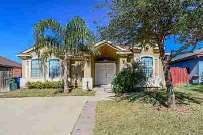 Laredo TX Single Family Home For Sale: $135,000