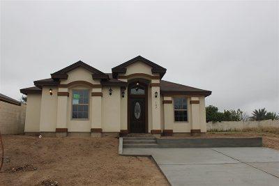 Laredo TX Single Family Home For Sale: $149,900