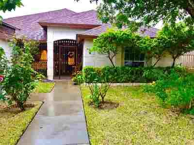 Single Family Home For Sale: 4104 Jalapa St