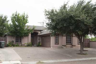 Laredo TX Single Family Home Back On Market: $210,000