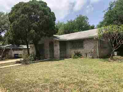 Single Family Home For Sale: 314 Esperanza Dr