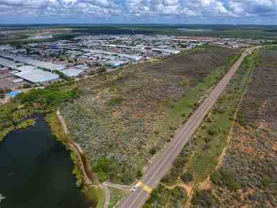 Laredo Residential Lots & Land For Sale: 88 Acres La Bota Pkwy
