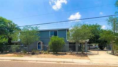 Laredo Single Family Home For Sale: 401 W San Jose St
