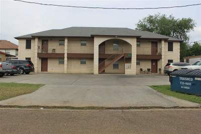 Laredo Multi Family Home Back On Market: 4403 N Stone St.