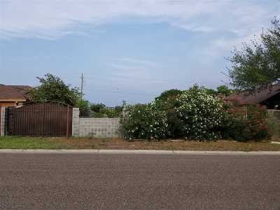 Laredo Residential Lots & Land For Sale: 4220 Campeche Dr