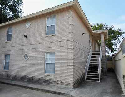 Multi Family Home For Sale: 1816 Laredo St