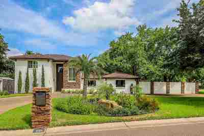 Laredo Single Family Home Option-Show: 401 Chevy Chase Rd