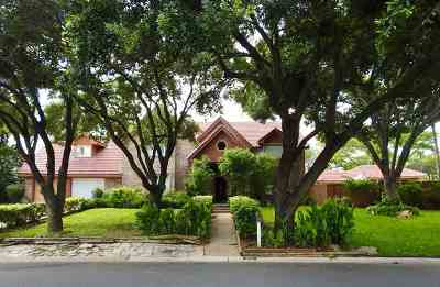 Laredo Single Family Home For Sale: 502 Surrey Rd