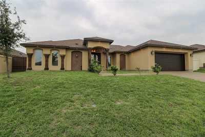 Single Family Home For Sale: 1320 Coahuila Loop