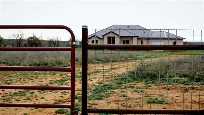 Single Family Home For Sale: N U.s. Hwy 83