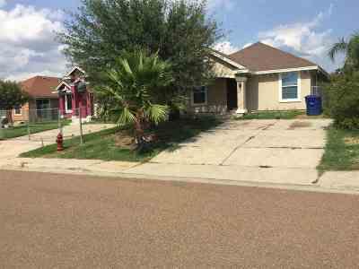 Laredo Single Family Home For Sale: 4443 Vientos Rd