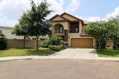 Single Family Home For Sale: 8710 Miraflores Ct.