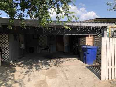 Single Family Home For Sale: 1815 N Ejido Ave