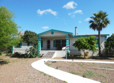 Zapata County Single Family Home For Sale: 2029 Siesta Ln