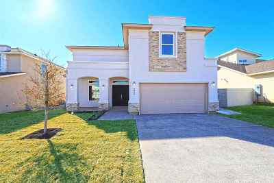 Single Family Home For Sale: 6006 Maryam Dr.
