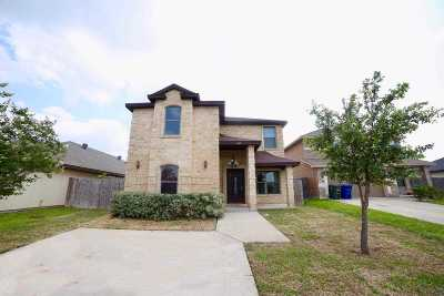 Single Family Home For Sale: 1640 Texoma St
