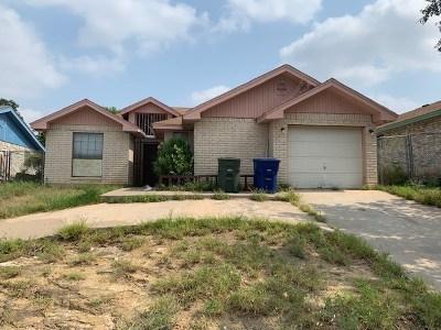 Laredo Single Family Home For Sale: 2404 Colonia Lp