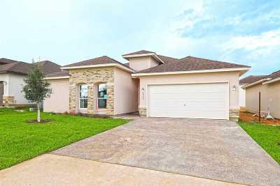 Laredo Single Family Home For Sale: 6013 Maryam Dr.