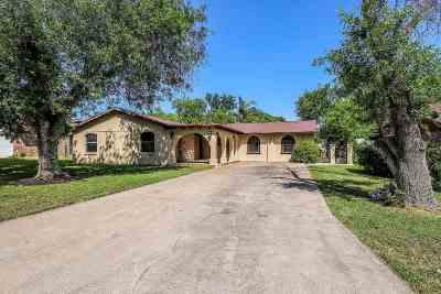 Laredo Single Family Home Option-Show: 805 Sesame Ln