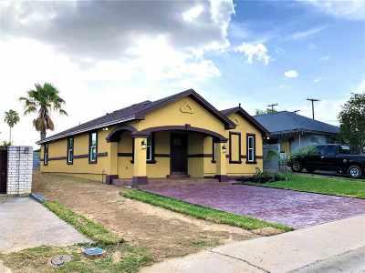 Laredo Single Family Home For Sale: 114 Leon Ave