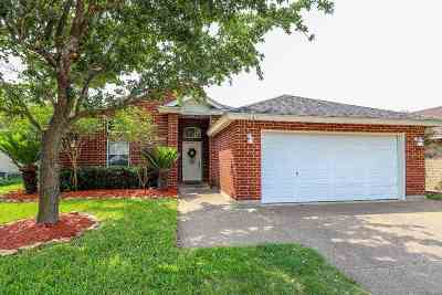 Laredo Single Family Home For Sale: 2049 Buenos Aires Dr
