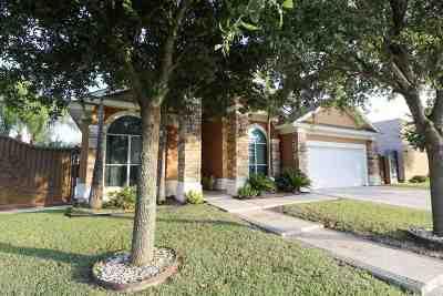 Laredo TX Single Family Home Back On Market: $351,486