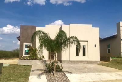 Laredo Single Family Home For Sale: 1609 Tabasco Dr