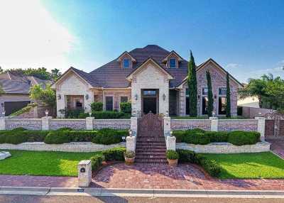Laredo Single Family Home For Sale: 314 Rothchild Dr