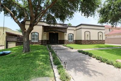 Laredo Single Family Home For Sale: 3110 Homer Dr
