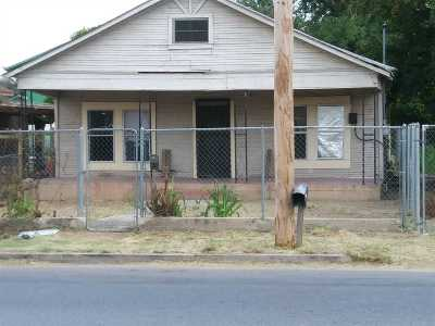 Laredo Single Family Home For Sale: 912 Market St