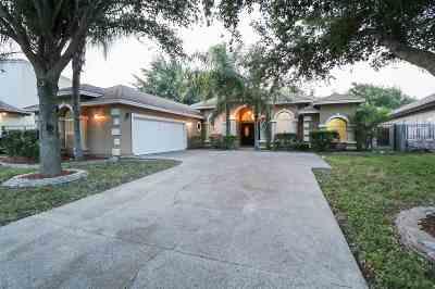 Laredo Single Family Home Option-Show: 3310 Winsome Ct