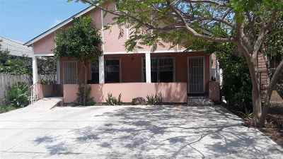 Laredo Single Family Home For Sale: 708 Cortez St