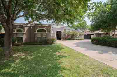Laredo Single Family Home For Sale: 1019 Burke Dr